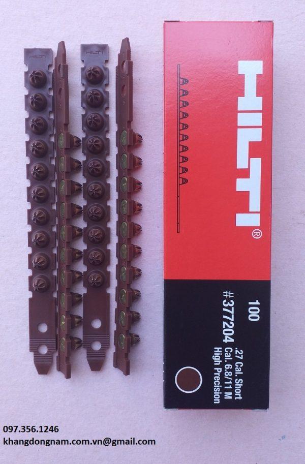 Đạn Mồi Hilti X-BT Cartridge 6.8/11 M Brown #377204 (1)