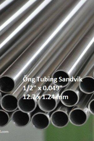 """Ống thủy lực Tubing sandvik 1/2"""" x 0.049"""""""