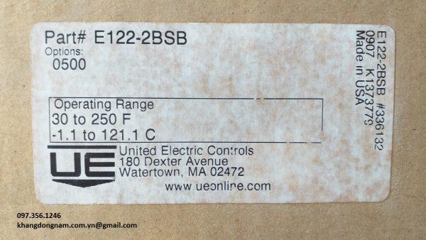 Cảm Biến Nhiệt Độ UE E122-2BSB g