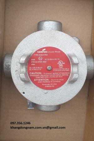Hộp Junction Box PTB 05 ATEX 1052 chống cháy nổ (1)
