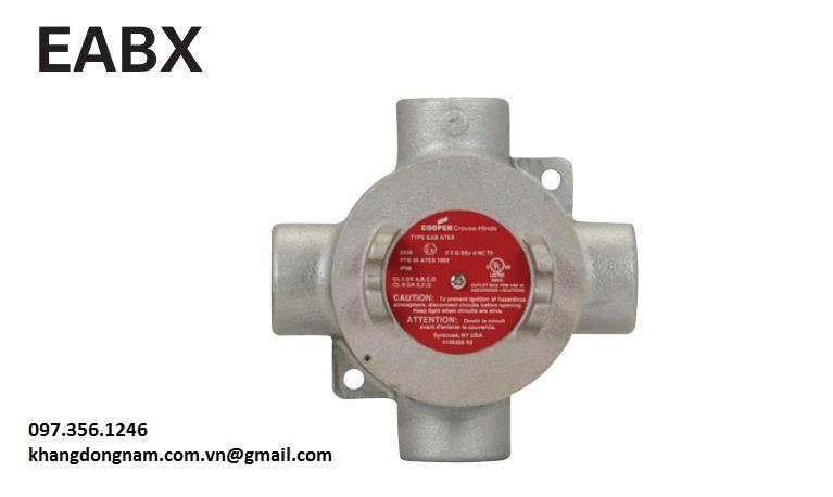 Hộp Junction Boxes PTB 05 ATEX 1052 chống cháy nổ (3)