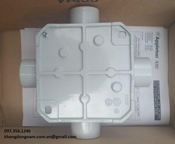 Hộp junction box ATX JBDR45G chống cháy nổ Inox (10)