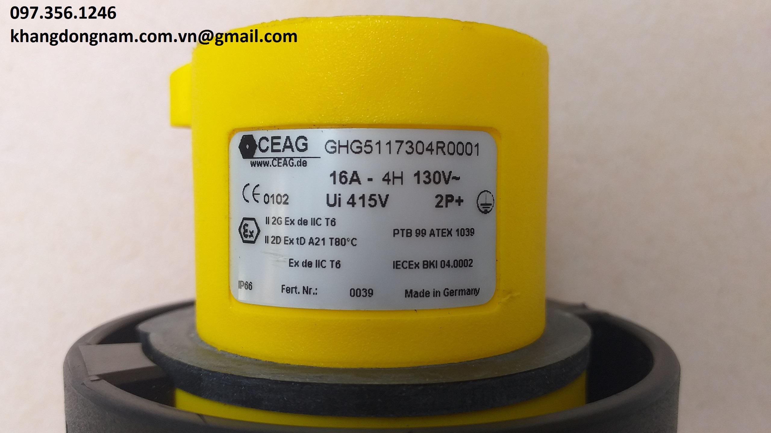 Phích cắm chống cháy nổ CEAG GHG5117304R0001 (4)