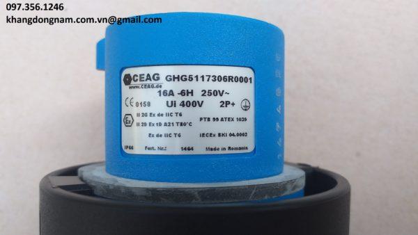 Phích cắm chống cháy nổ CEAG GHG5117306R0001 (3)