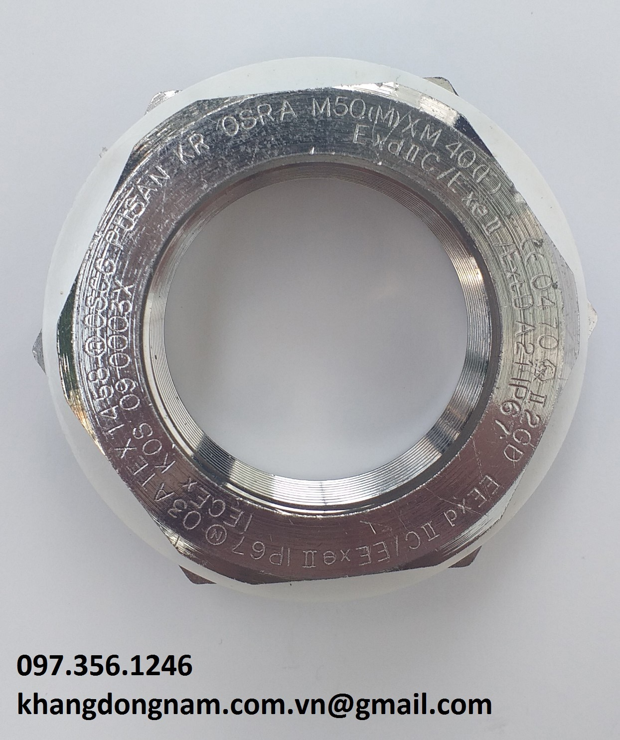 Đầu Giảm Chống Cháy Nổ Reducer OSCG OSRA M50(M)xM40(F) (7)