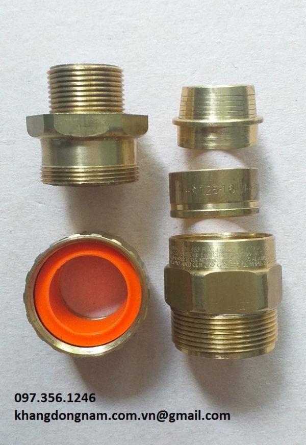 Ốc Siết Cáp Chống Cháy Nổ Hawke 501/453/Rac B M25 Đồng (4)