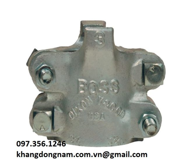 Khớp Nối Nhanh Chicago Air King Clamp (2)