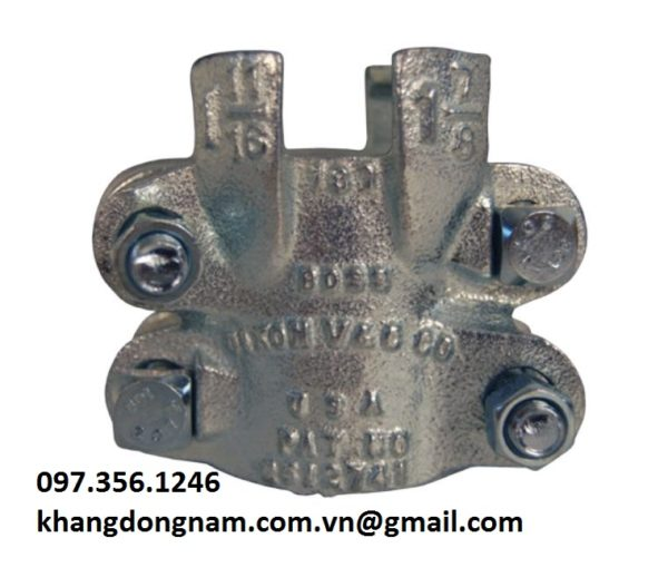 Khớp Nối Nhanh Chicago Air King Clamp (3)