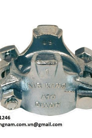 Khớp Nối Nhanh Chicago Air King Clamp
