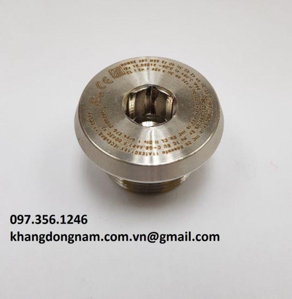 Nút bịt chống cháy nổ Hawke 487 M25