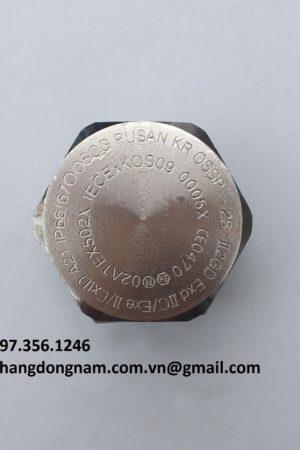Nút bịt chống cháy nổ OSCG OSSP-25 (1)
