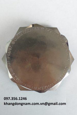 Nút bịt chống cháy nổ OSCG OSSP-63 (1)