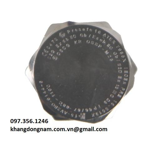 Nút bịt chống cháy nổ OSCG OSSP-H25 (4)