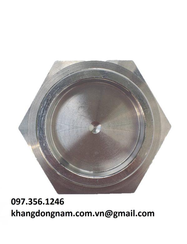 Nút bịt chống cháy nổ OSCG WEID - 63 (2)