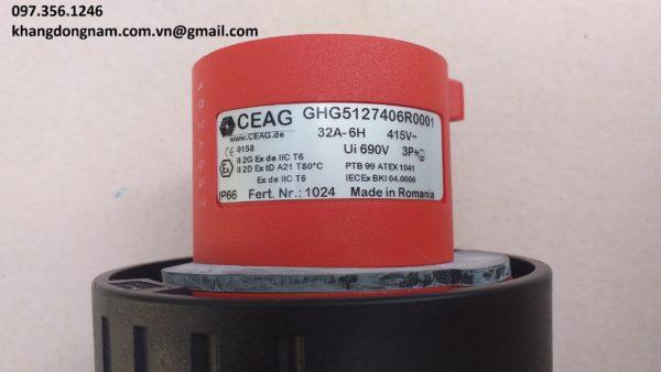 Phích cắm chống cháy nổ CEAG GHG5127406R0001 (4)