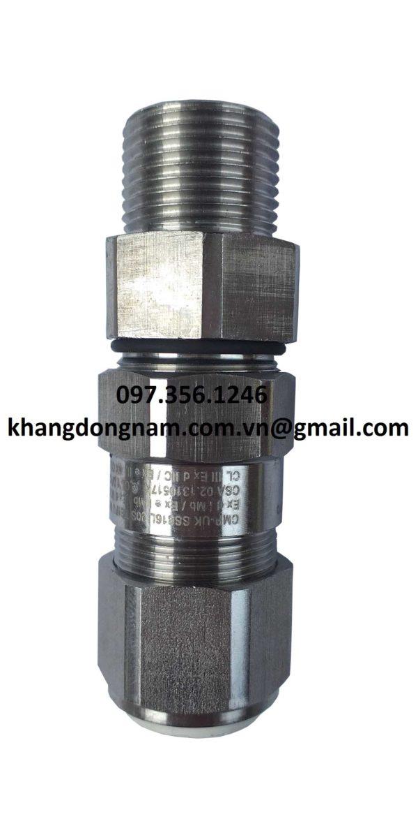 Ốc siết cáp CMP 20S TE1FU M20 (1)
