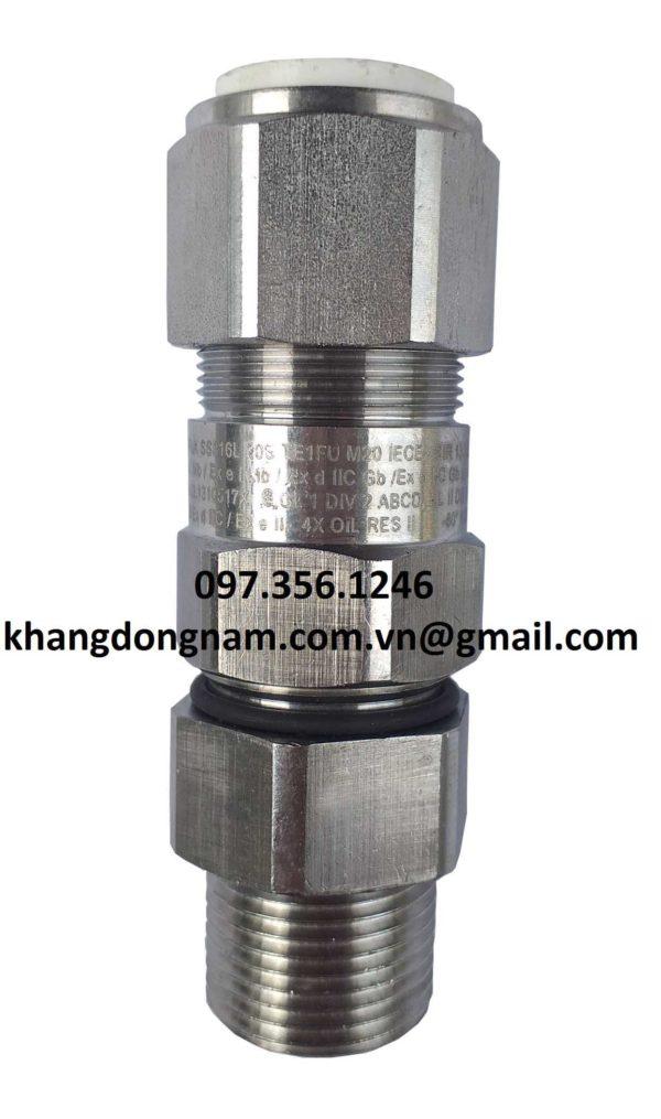 Ốc siết cáp CMP 20S TE1FU M20 (5)