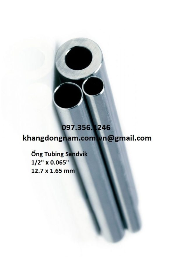 Ống thủy lực tubing sandvik 1/2 x 0.065 (1)