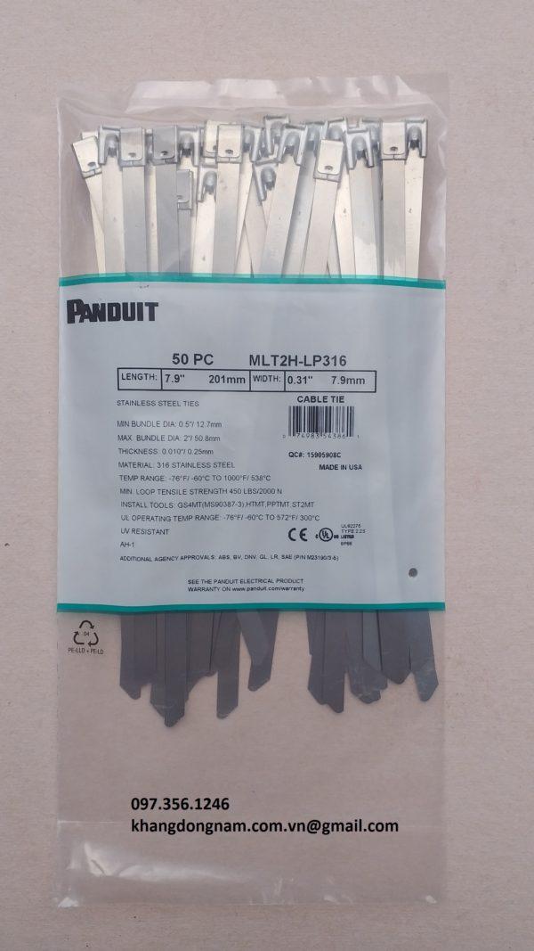 Dây Rút Panduit MLT2H-LP316 7.9x201mm Inox316 (1)
