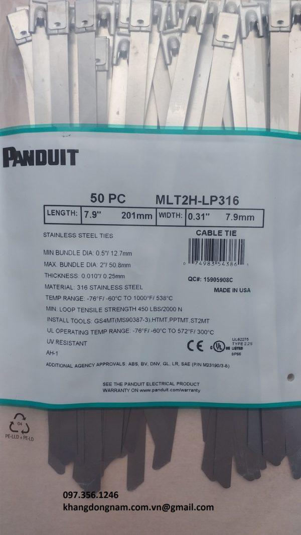 Dây Rút Panduit MLT2H-LP316 7.9x201mm Inox316 (4)