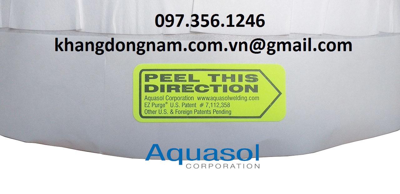 Giấy Tan EZ Purge Aquasol (7)