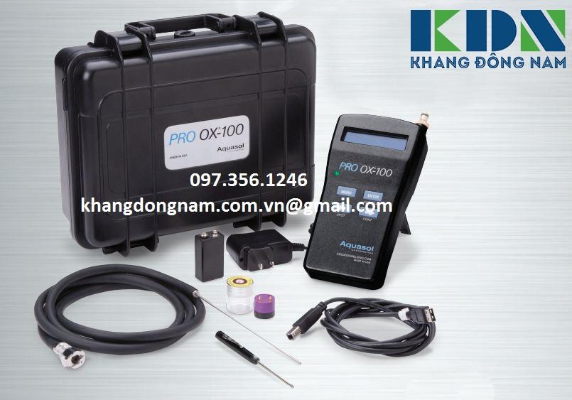 Máy Đo Lượng Oxy PRO OX-100 Aquasol (5)