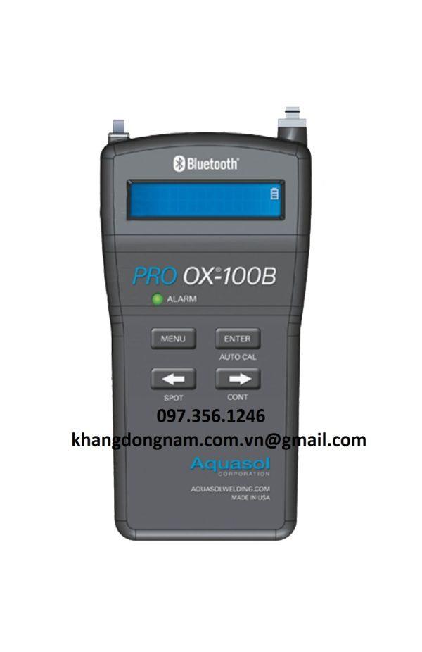 Máy Đo Lượng Oxy PRO OX-100B Aquasol (1)