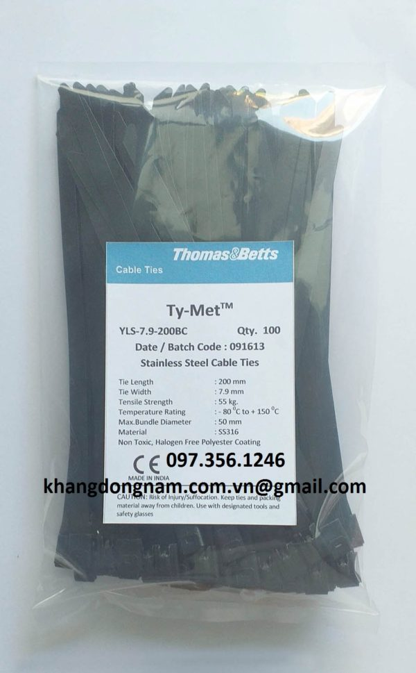 Dây Rút Phủ Nhựa Inox SS316 Chống Tia UV (1)