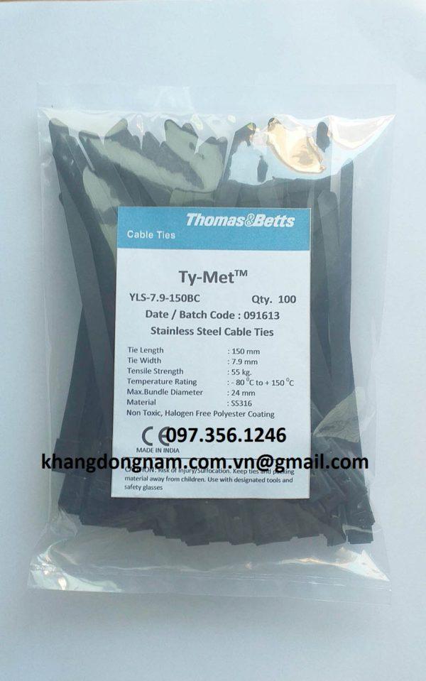 Dây Rút Phủ Nhựa Inox SS316 Chống Tia UV (2)
