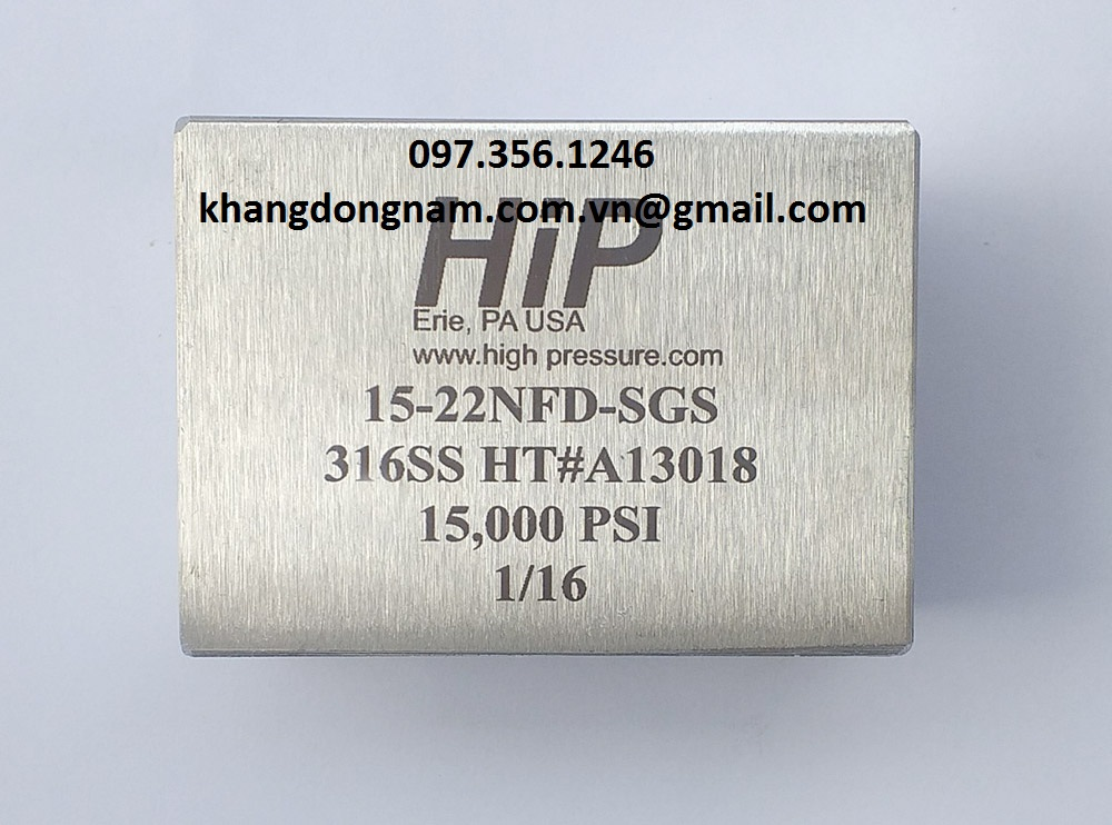 Đầu Nối Elbow HIP 15K Psi Female NPT (3)