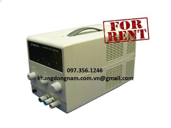 Cho Thuê Bộ Nguồn DC Hiệu Chuẩn DRP-303D (2)