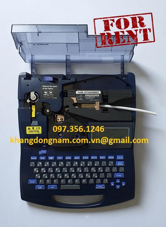 Cho Thuê Máy In Tagcore Canon MK1500 (2)