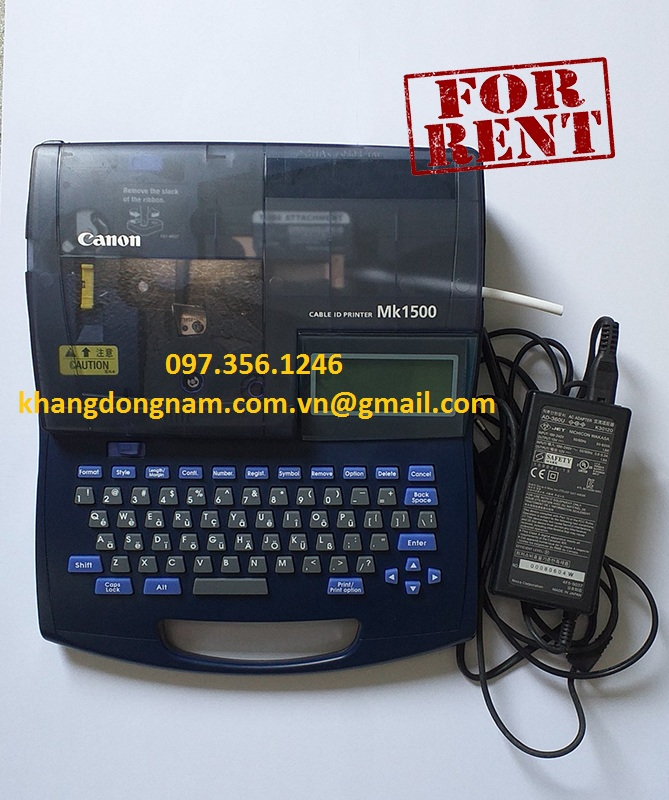 Cho Thuê Máy In Tagcore Canon MK1500 (3)