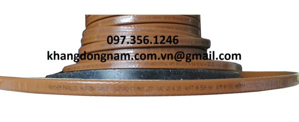 Dây Raychem QTVR Heat Tracing Cable (2)