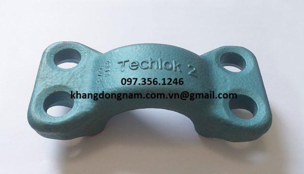 Kẹp Ống Vector Techlok Clamp AISI 4140 (4)