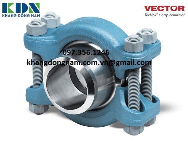 Kẹp Ống Vector Techlok Clamp AISI 4140 (5)