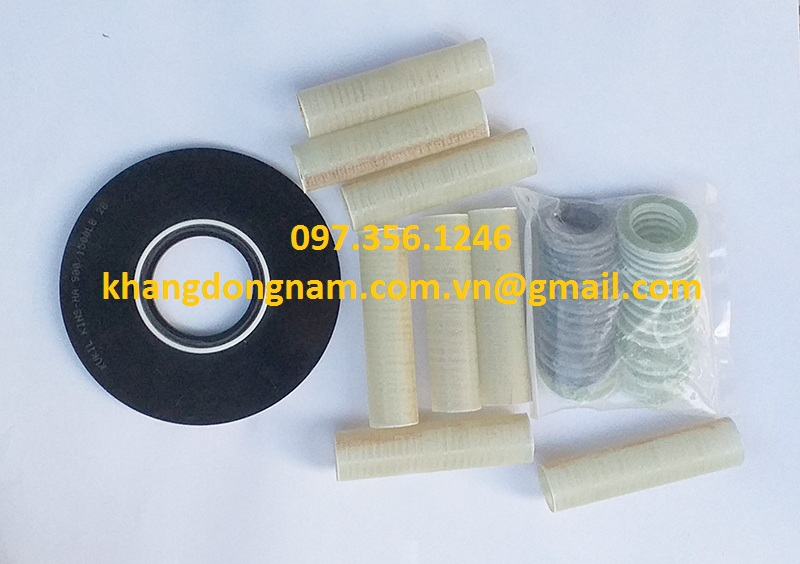 Vòng Đệm Cách Điện Gasket Insulation Kits (3)