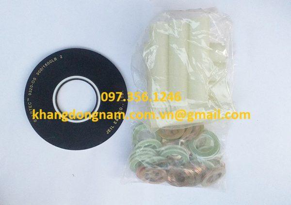 Vòng Đệm Cách Điện Gasket Insulation Kits (4)