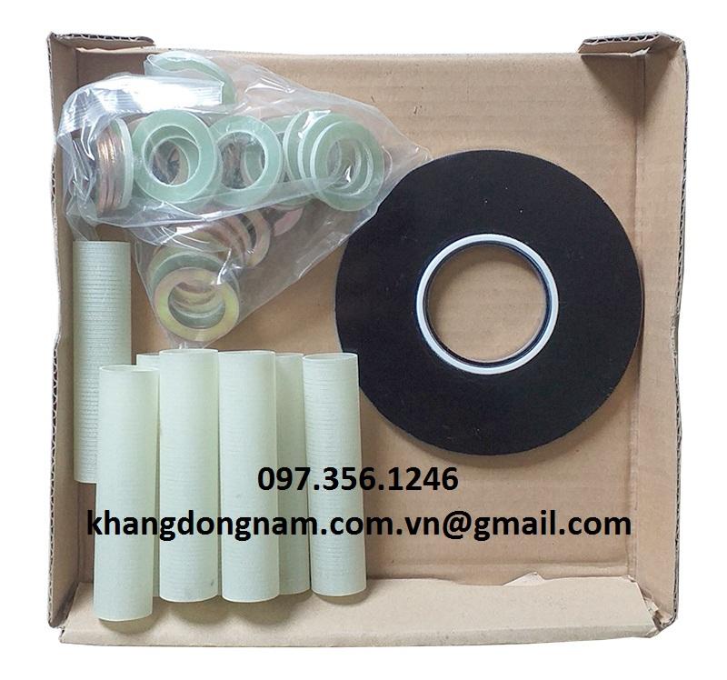 Vòng Đệm Cách Điện Gasket Insulation Kits (6)