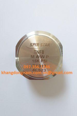 Đầu Nối Tee Spir Star TNF8-15K Female NPT (1)