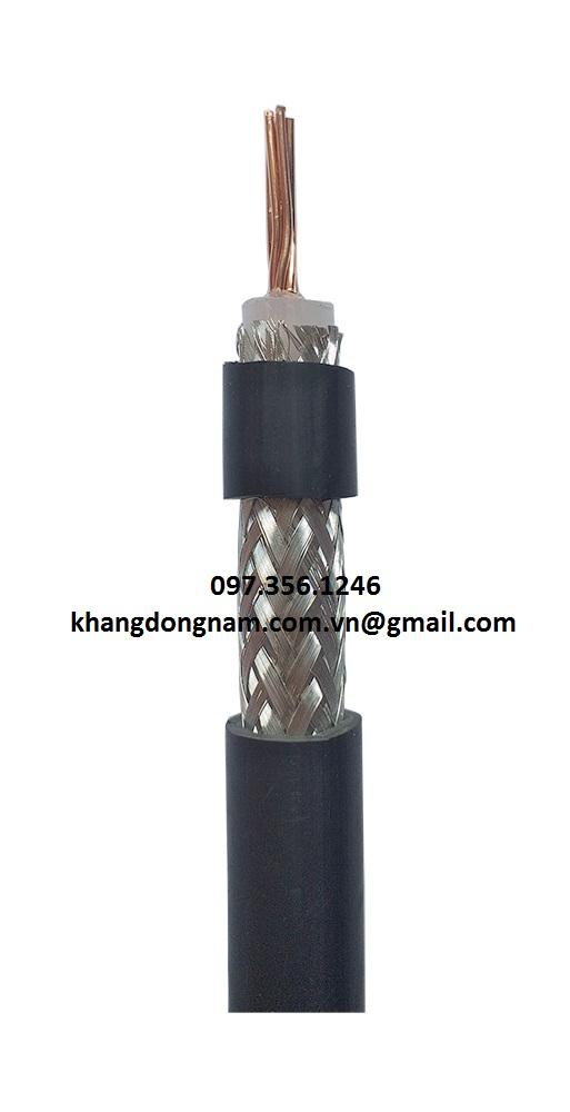 Cáp Đồng Trục RS PRO 665-5845 Black URM67 (3)