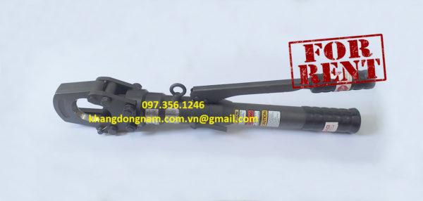 Cho Thuê Kìm Cắt Cáp Thủy Lực S-55A Huskie Tools (3)