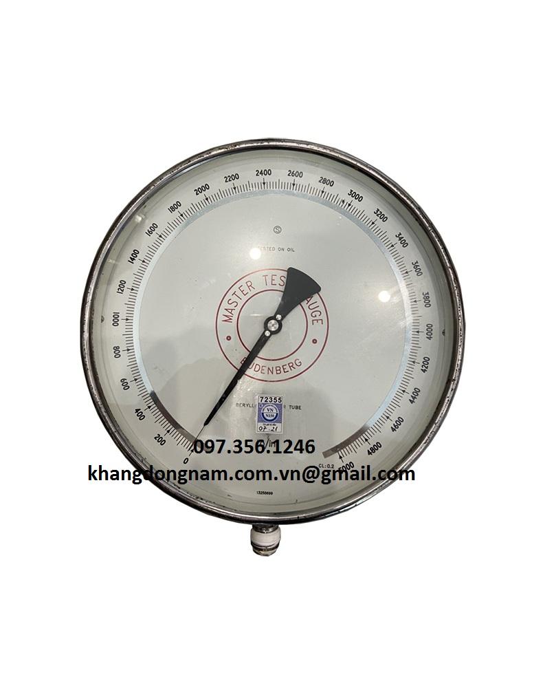 Cho Thuê Đồng Hồ Áp Lực Test Gauge 250mm (2)