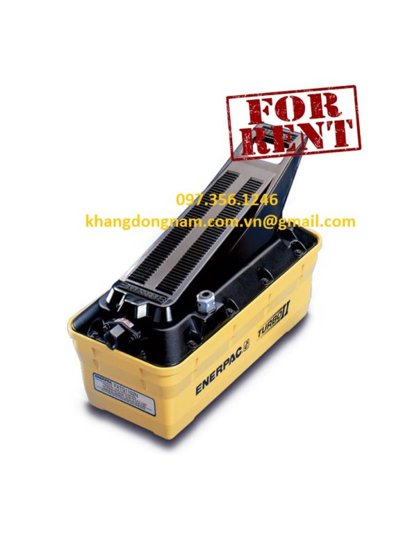 Cho Thuê Bơm Thủy Lực Cầm Tay Hydraulic Pump (3)