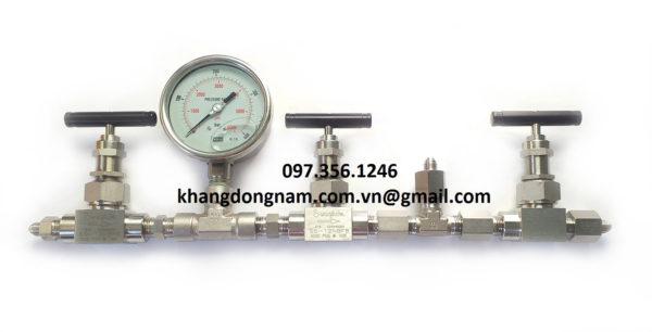 Cho Thuê Bộ Chia Hydraulic Manifold Và Air Manifold (2)
