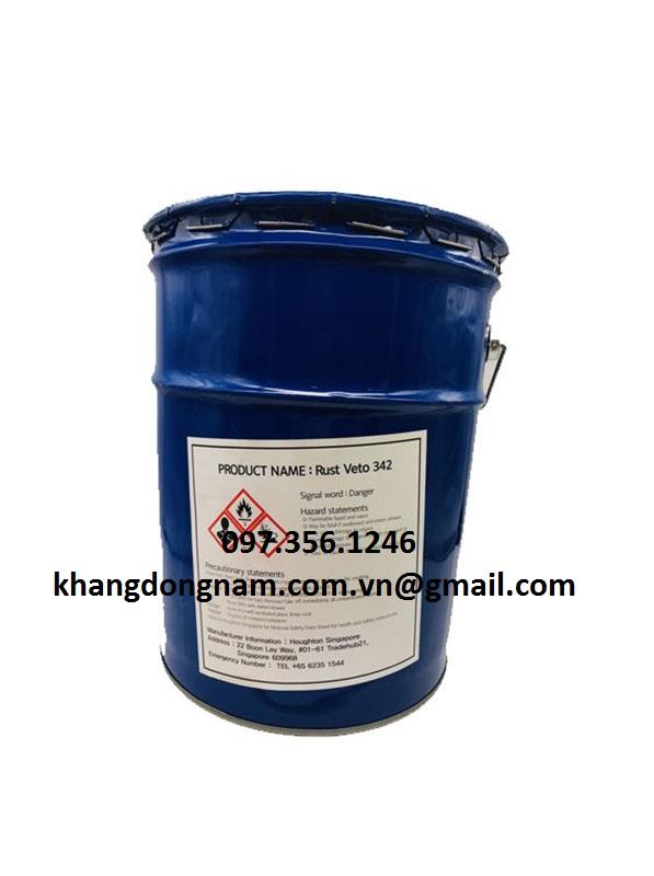 Dung Dịch Chống Rỉ Sét Houghton Rust Veto 342 (4)