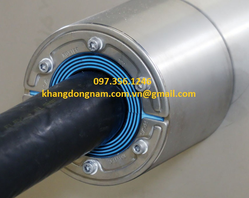 Khung Chèn Cáp Roxtec SLRS Sleeves Without Flange (3)