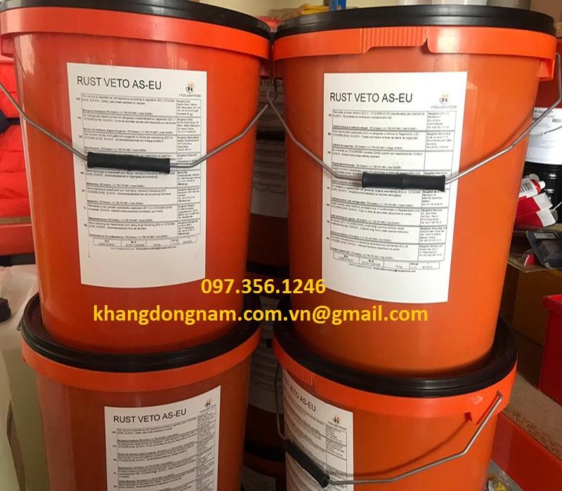 Mỡ Chống Rỉ Sét Houghton Rust Veto AS-EU (2)