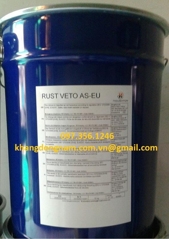 Mỡ Chống Rỉ Sét Houghton Rust Veto AS-EU (3)