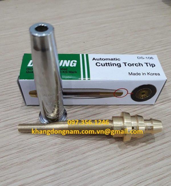 Bép Cắt LPG Auto Cutting Tip Daesung DS-106 (4)